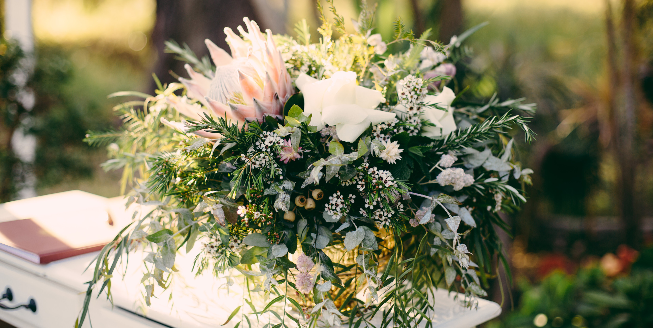 Rustic Blooms \\ Fine Line Photography