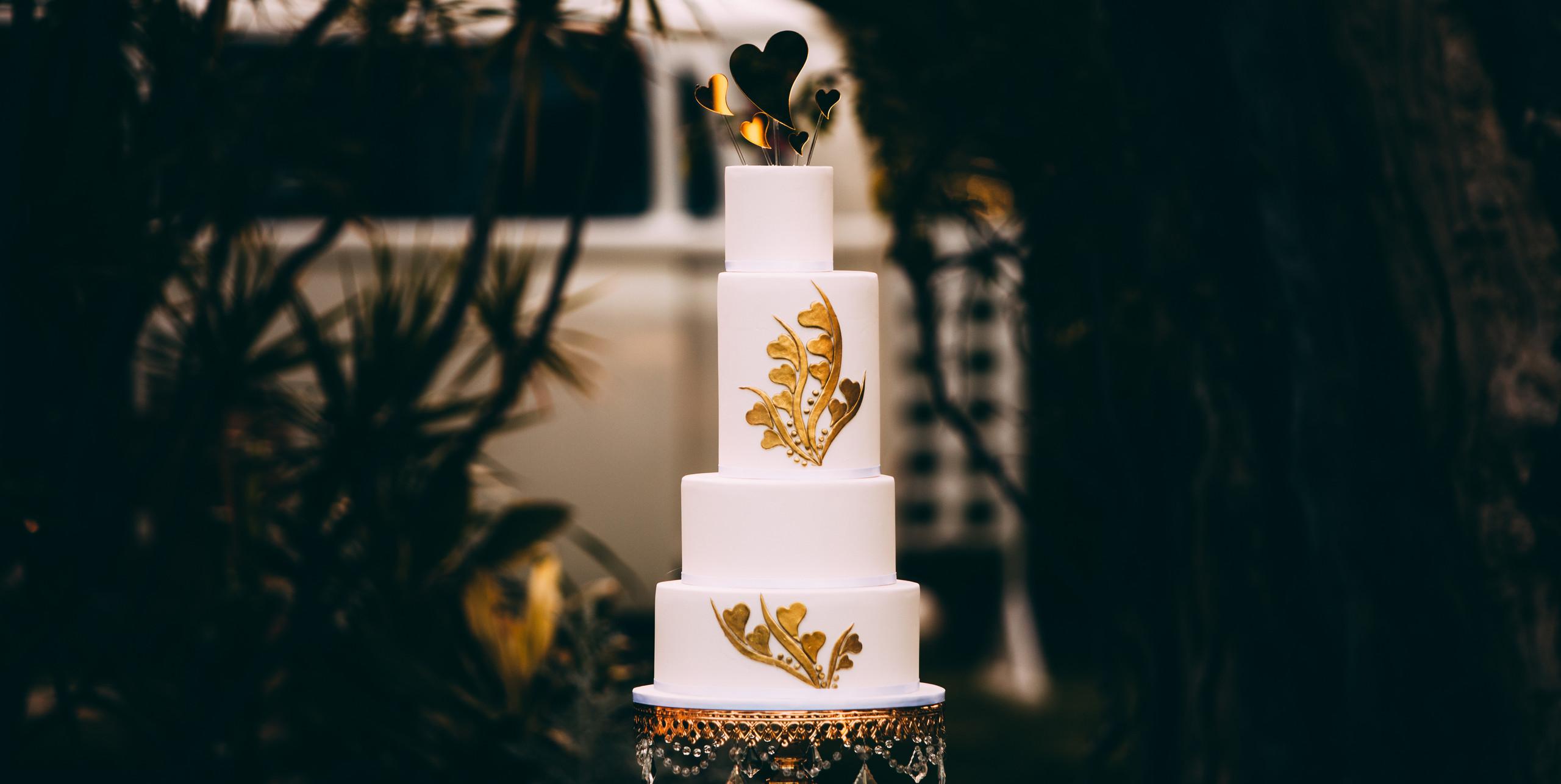Wedding Cake \\ Fine Line Photography