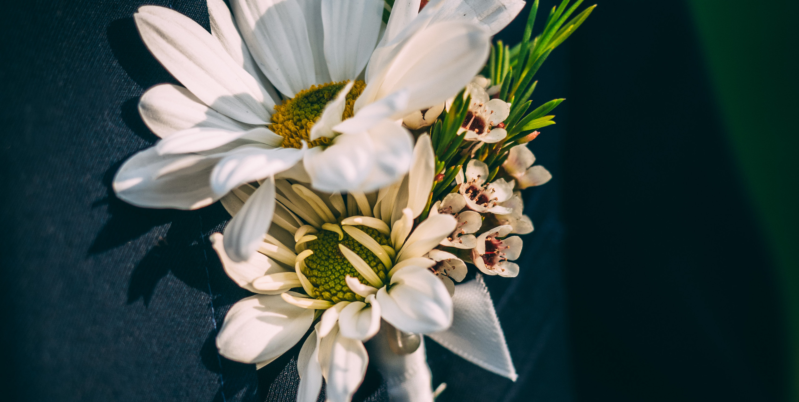 Rustic Boutonniere \\ Fine Line Photography
