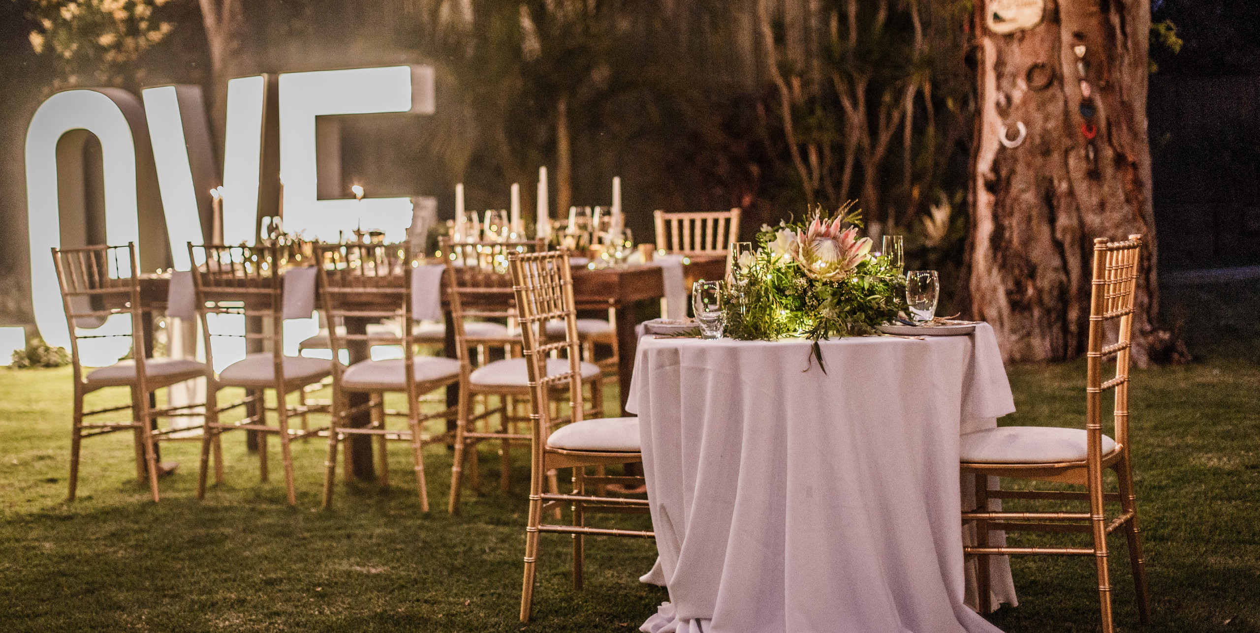 Rustic Tablescape at Rothwood \\ Fine Line Photography