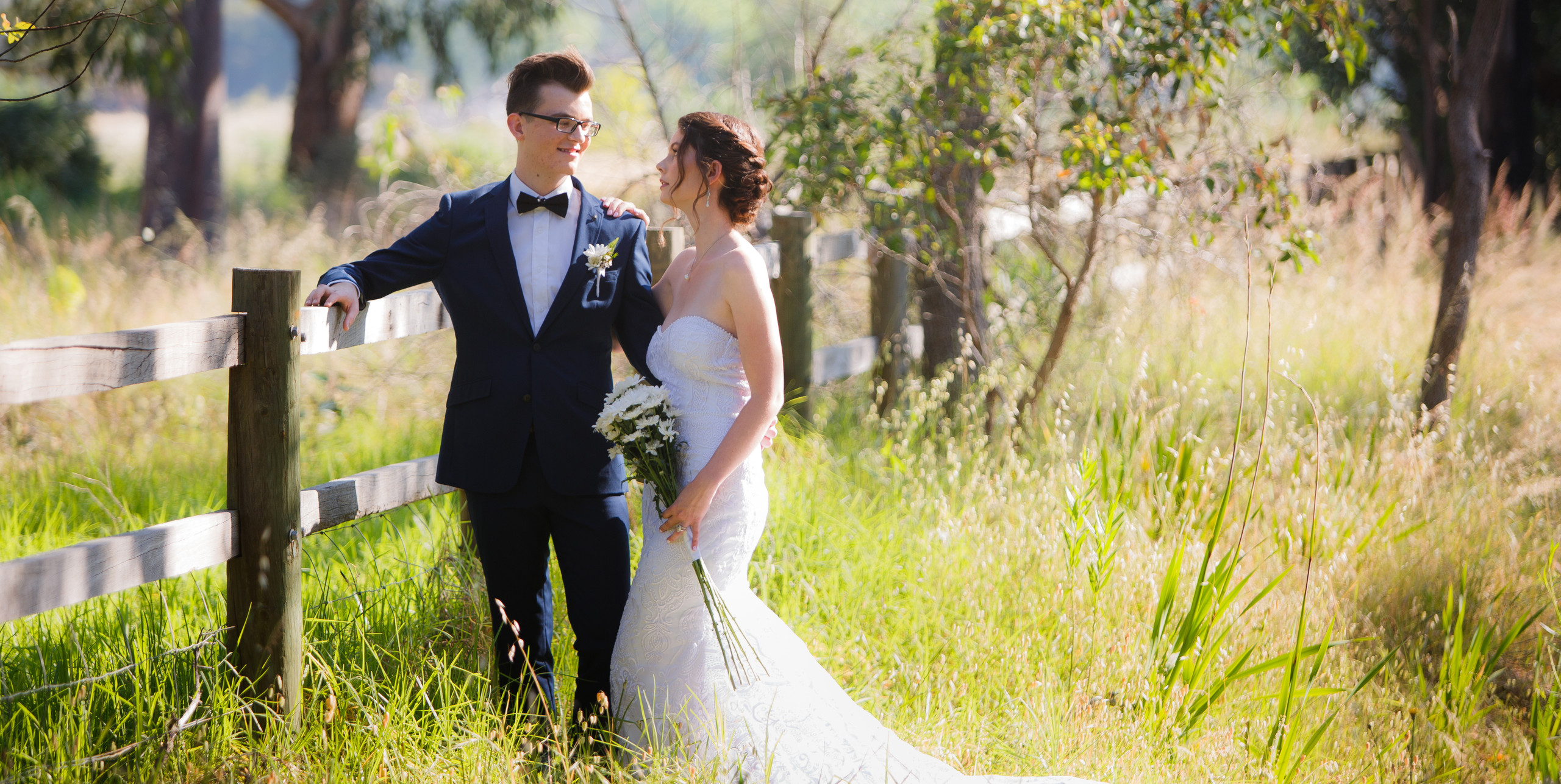 Rustic Blooms at Rothwood \\ Fine Line Photography