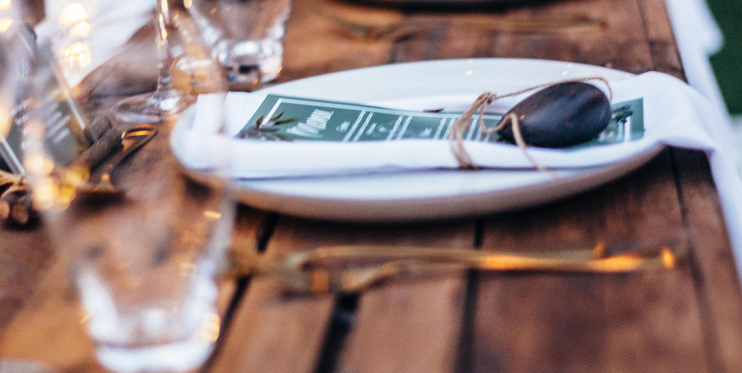 Rustic Tablescape \\ Fine Line Photography