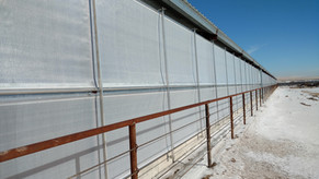 Temperature Controlled Sidewall Curtain