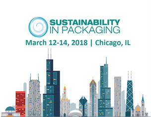 PIQET at Sustainability in Packaging, Chicago 12-14 March