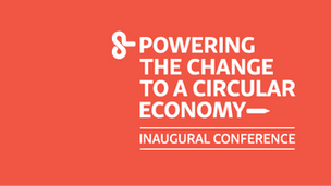 Contribute to the powering the change to a circular economy conference