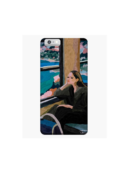 TRAIN DREAM phone case