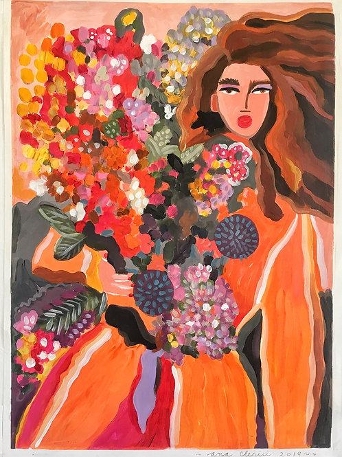 Autumnal Spring - Original