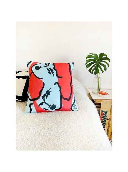 Cushion Cover Strokes II