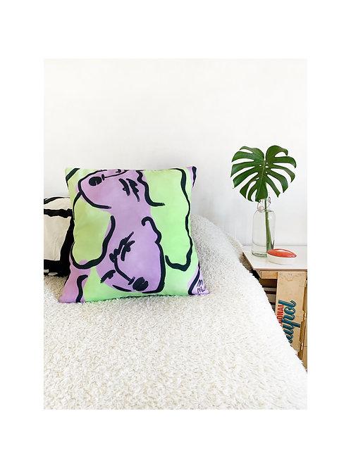 Cushion Cover Strokes I