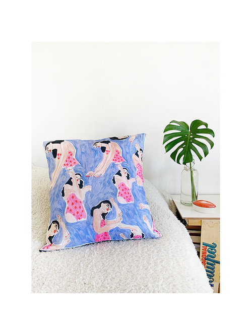 Cushion Cover Swimmers