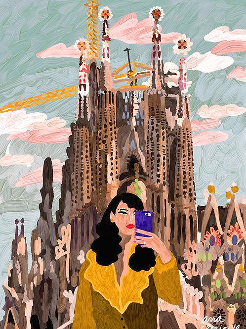 Sagrada Familia - Colección Barcelona