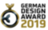 German design Award win logo.png