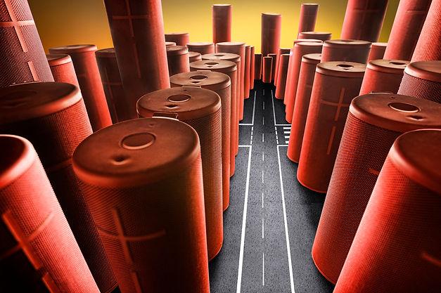 Produktfotografie Lautsprecher von Paul Schäper