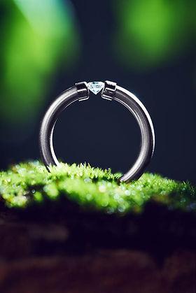 Produktaufnahme Ring von Sven Schiffauer