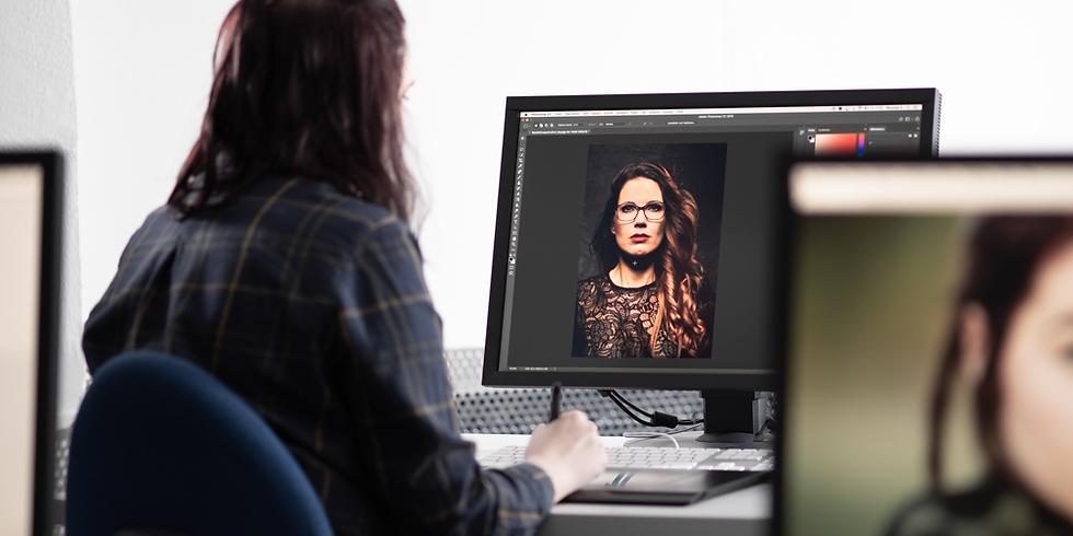 Adobe Lightroom und Photoshop