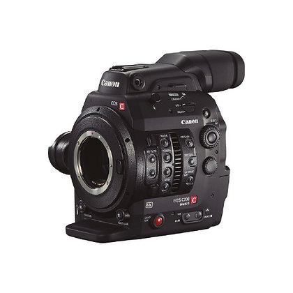 Canon C 300 MARK II