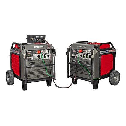 Honda generadores paralelos
