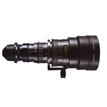 Zoom Angénieux 25-250mm