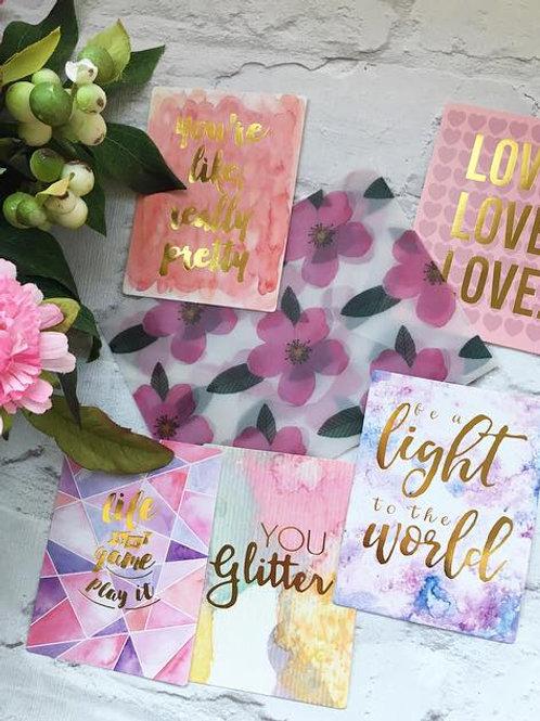 Positivity Postcard Pack