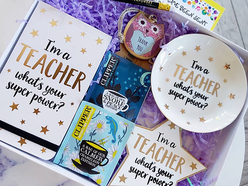 Teacher Thank You Box