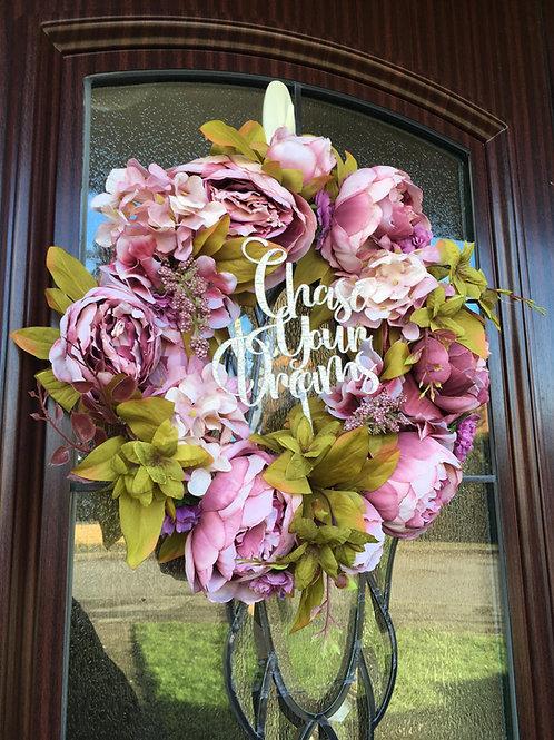 Positivity Wreath