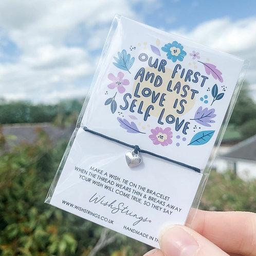 Self Love Wish Bracelet