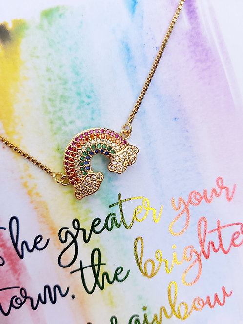 'Rainbow' Necklace