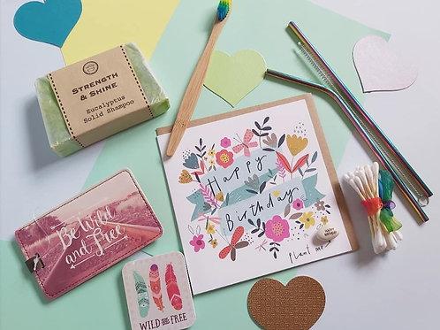 Eco Friendly Birthday Box
