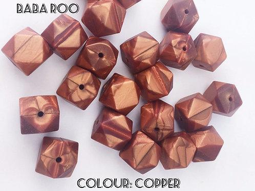 17mm Hexagon Bead Selection