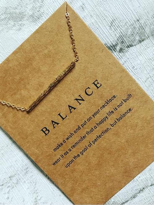 'Balance' Necklace