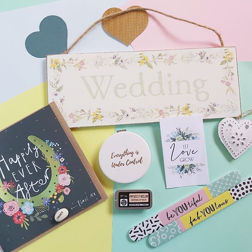 Bridal Happy Mail Box