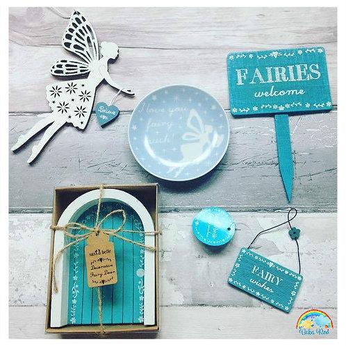 'Fairy Magic' Happy Mail Box