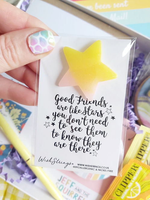 Good Friends Keepsake