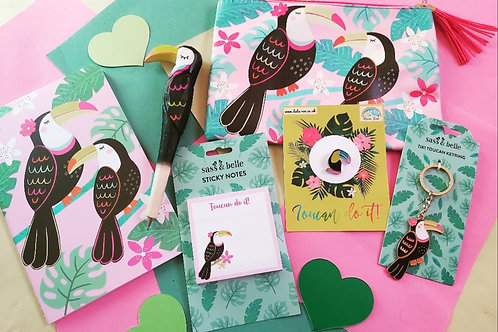 Toucan Do It Encouragement Box