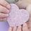 Thumbnail: Love Heart Nail Files x 2