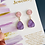 Thumbnail: Druzy Crystal Drop Earrings