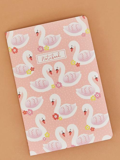 Swan Notebook