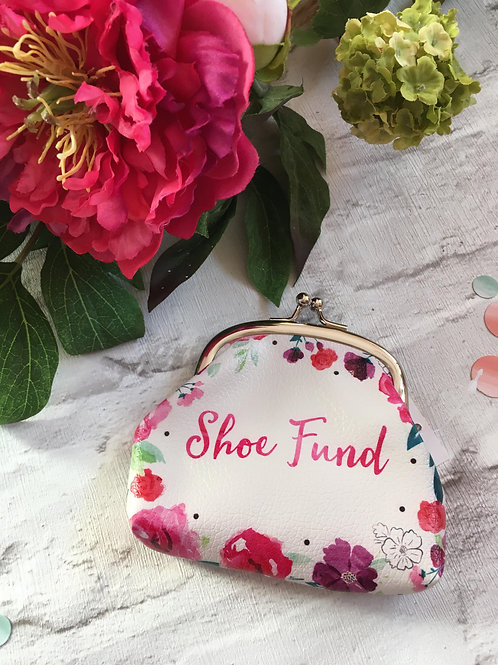 'Shoe Fund' Purse