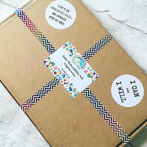 DELUXE 10 Item Happy Mail Box