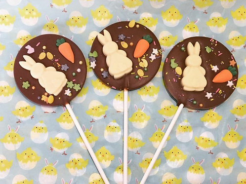 Easter Milk Chocolate Lolly