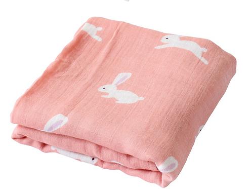 Bunny Bamboo Muslin