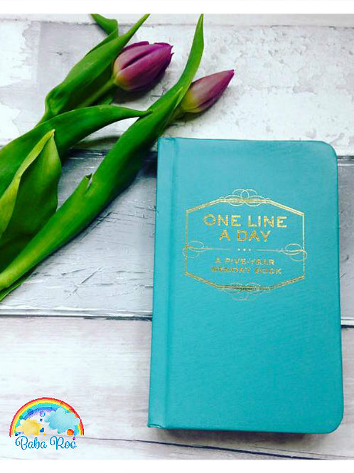 'One Line A Day' 5 Year Memory Book