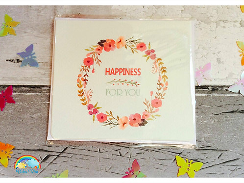 Happiness Card