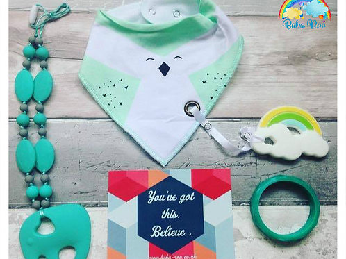 'You've Got This' Teething Gift Box