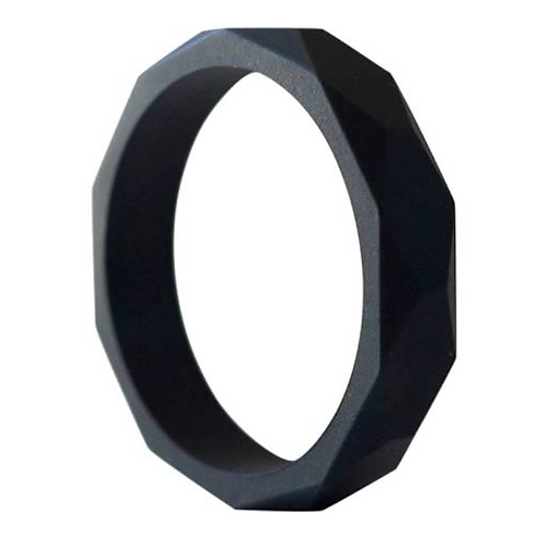 Teething Bangle- Black