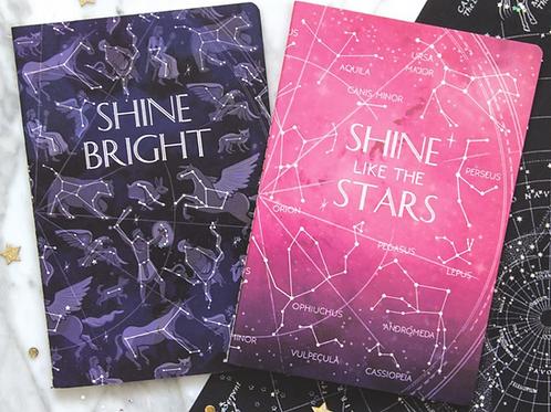 Shine Notebooks