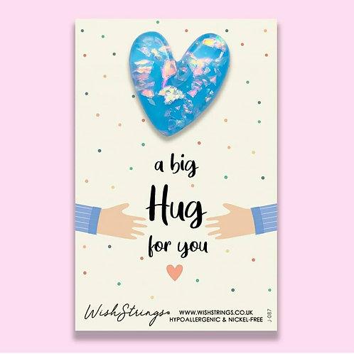 Big Hug Resin Token