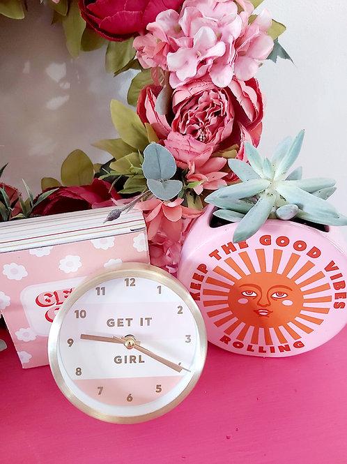 Get it Girl Alarm Clock
