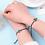 Thumbnail: Quartz Crystal Wishing Bracelet