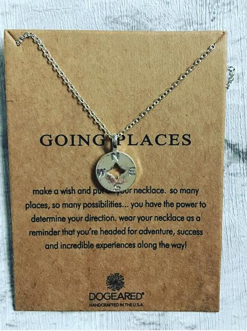 'Going Places' Necklace